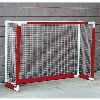 Sport Supply Group 4' X 6' Combo Soccer and Hockey Goal-Singles