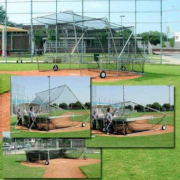 Athletic Connection Foldable / Portable Baseball Batting Cage