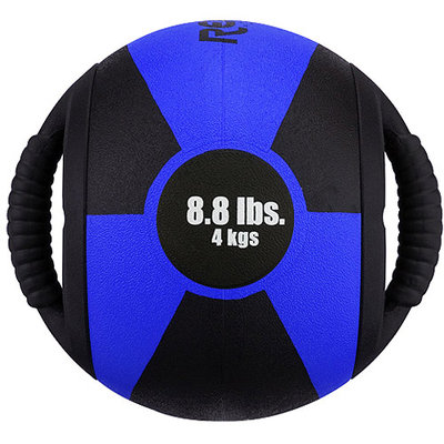 Sport Supply Group Reactor Medicine Ball w/Handle 5kg ORANG (EA)