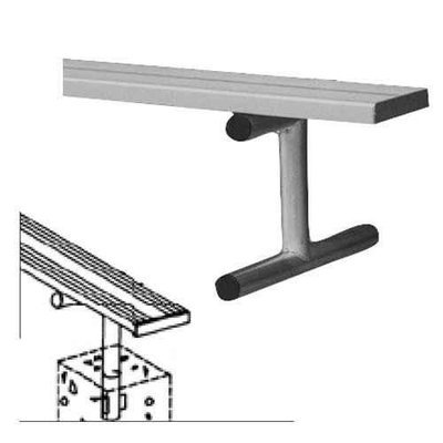 Sport Supply Group 21' Permanent Bench Without Back