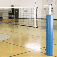 Alumagoal Pro Power Steel Volleyball Center Standard and Pad