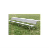 Bsn Store-All Player's Bench-Aluminum 15' (EA)