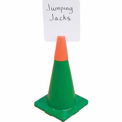 Pacific Mountain Cone Sign Holder (EA)