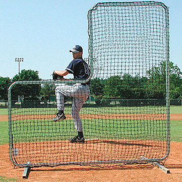 Sport Supply Collegiate Pitcher's Protector Screen - Pitching
