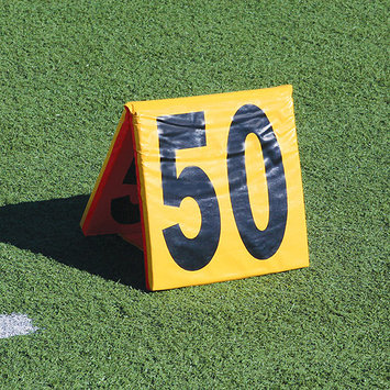 Pro Down Improved Day / Night Sideline Markers - Set of 11