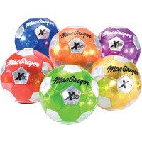 MacGregor Color My Class Xtra Soccer Ball, 4