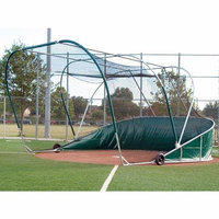 Athletic Connection Big Bubba Collapsable Pro Batting Cage