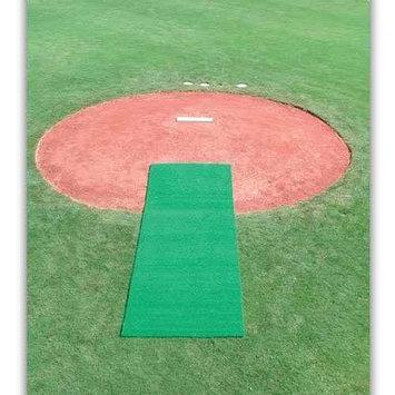 Sport Turf DiamondTurf Pitcher's Mat - Green 4' x 12'