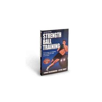 Human Kinetics 1236132 Strength Ball Training Manual Fitness Other