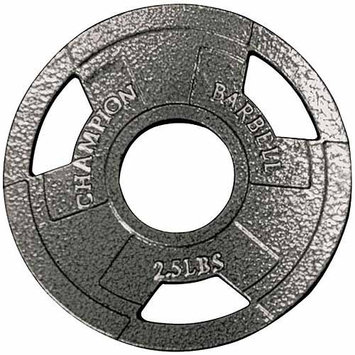 Champion Barbell 2.5 lbs. Olympic-Style Plate
