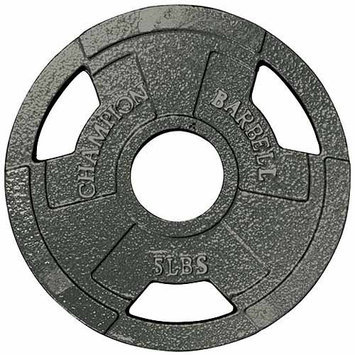 Champion Barbell 5 lbs. Olympic-Style Plate