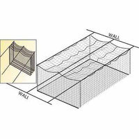Fehr Brothers Wall To Wall Cage Net Suspension Kit