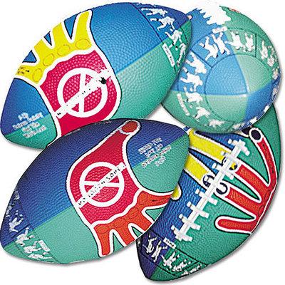 Pull Bouy Inc Spiral TeachBALL™ Junior Football (EA)