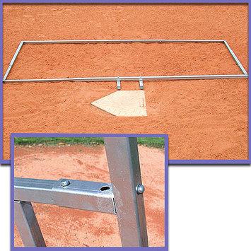 Mid-america Sales Adjustable Batter's Box Template (EA)