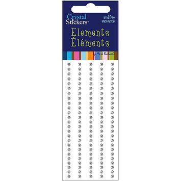 Mark Richards CS3mm-1663 Crystal Stickers Elements 3mm Round 1