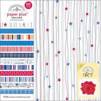 Doodlebug Paper Plus Assortment Pack, 12