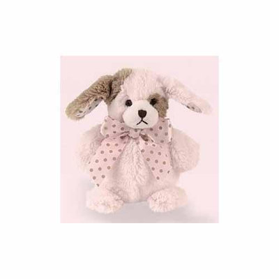 Bearington Baby Wiggles Plush Toy-PINK-One Size