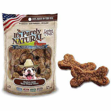 Phillips Feed & Pet Supply Loving Pets So Natural Chicken Jerky Dog Treat