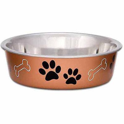 Loving Pets DLV7453 Bella Xl Bowl Metallic Copper
