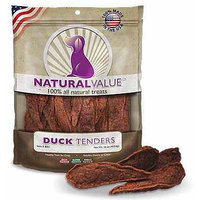 Loving Pets Natural Value Soft Chew Duck Tenders 16oz