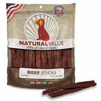 Loving Pets Natural Value Soft Chew Beef Sticks 14oz