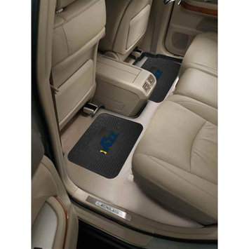 Fan Mats FANMATS 12391 NBA - Utah Jazz Backseat Utility Mats 2 Pack