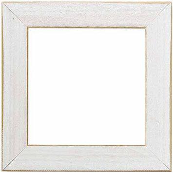 Mill Hill Wooden Frame 6X6-Matte Plum