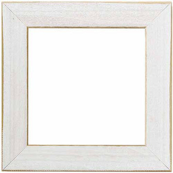 Mill Hill Wooden Frame 8X8 INCH