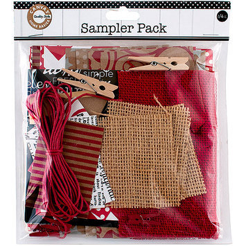 Canvas Corp Sampler Pack .25lb-Pink