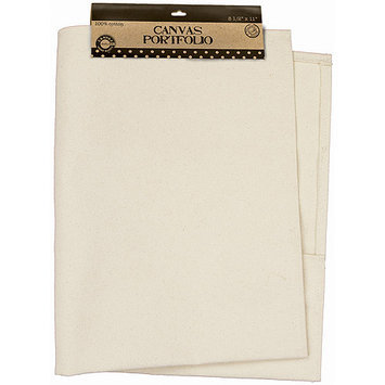 Canvas Corp Canvas Portfolio 8.5inX11in-Natural