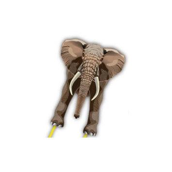 Brain Storm Kites 70801 WNS SkyZoo 40x30 Nylon Elephant