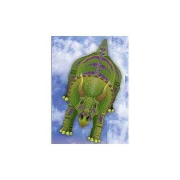 Brain Storm Kites 71004 WNS DinoSoars 48x25.5 Nylon Triceratops
