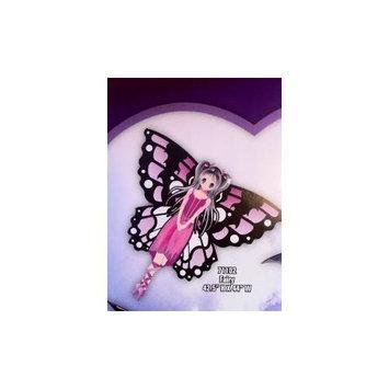 Brain Storm Kites 71102 WNS FantasyFliers 42.5x44 Nylon 3D Fairy