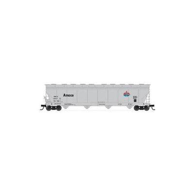 Atlas 50001465 N Scale ACF 5701 Plastics Hopper, Amoco #5479 Master New ATL50001465