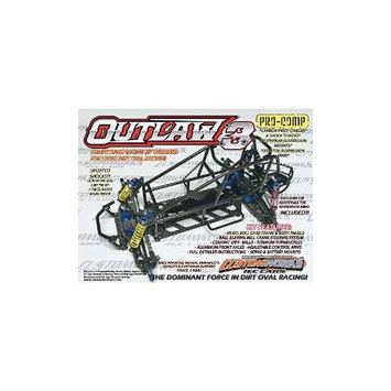 Custom Works Rc 0723 Outlaw 3 Pro-Comp Kit