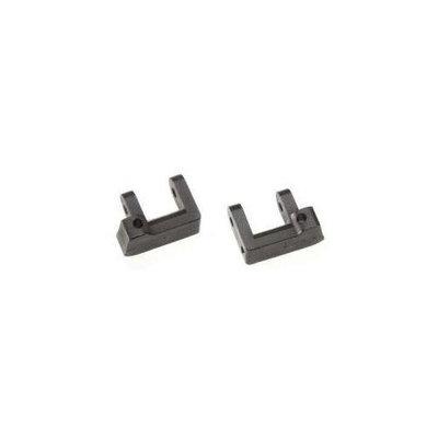 CUSTOM WORKS RC 3410 Caster Blocks for 1/8' Pin +/- 10 Degree
