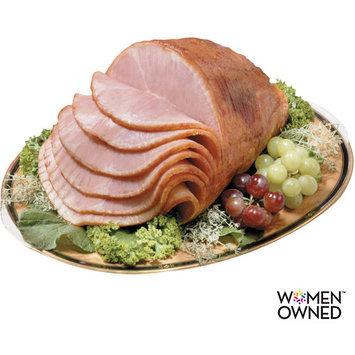 Alder Creek Gift Baskets Double Honey Glazed Ham, 8-10 lbs