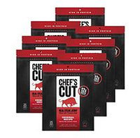 Chef's Cut: Real Jerky Chef's Cut: Real Steak Jerky, Original Recipe (8 pk.)