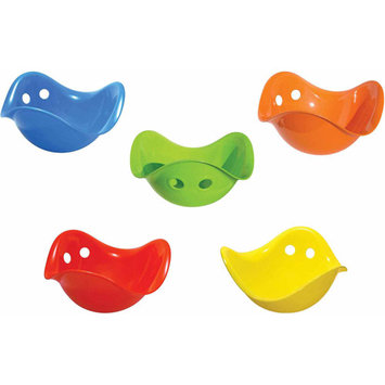 Kid O Products KID00008 2T - 7 T Shell Shaped Toy - Red