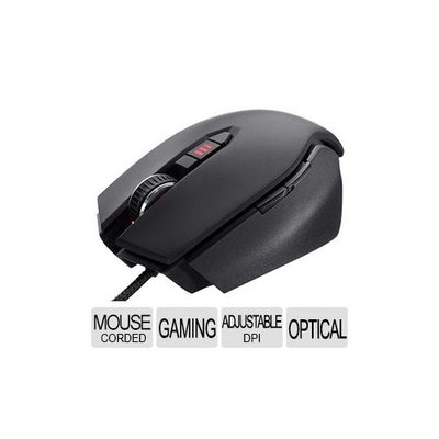 Corsair Raptor M45 CH-9000052-NA Black Wired Optical Gaming Mouse