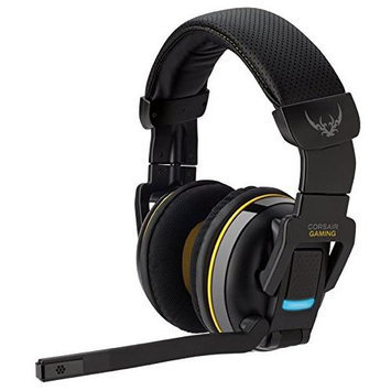 Corsair CA-9011127-NA Gaming H2100 Wireless Dolby 7.1 Gaming Headset