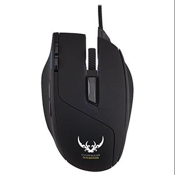 Corsair Sabre RGB CH 9000090 NA USB Wired Laser Gaming Mouse HEC0SYKDS-1610