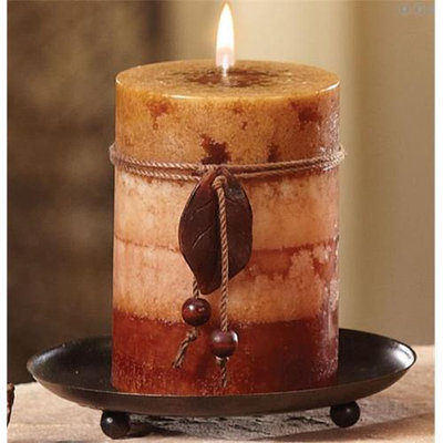Taylor Gifts Harmony 3x4 Pillar Candle Set Of 4