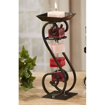 Taylor Gifts Tranquility Candle On Rope Set Of 6