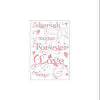 Basic Grey Clear Cherish and Love Stamps