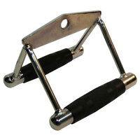 Valor Athletics Inc. Valor Athletics MB-4 Triangle Chest Pull Bar with Rubber Grips