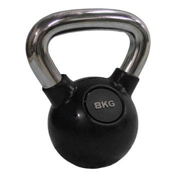 Valor Athletics Chrome Kettle Bell 8kg (17.6 lb)