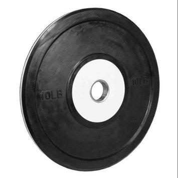 Valor Athletic BPP-10 10lb. Bumper Plate Pro - Black