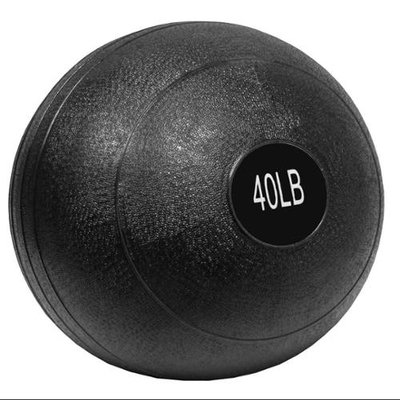 Valor Athletic SB-40 40lb Slam Ball - Black