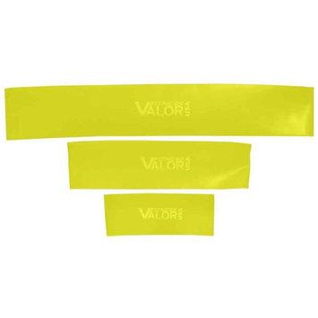 Valor Athletic TLY-SET Thin Loop Yellow Light Set - Yellow